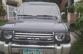Selling Black Mitsubishi Pajero for sale in Bacoor