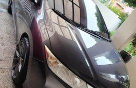 Selling Purple Honda City 2014 for sale in Parañaque