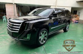 2020 Cadillac Escalade LWB BULLETPROOF INKAS ARMORED (WE SPECIALISE IN BULLETPROOF VEHICLES)