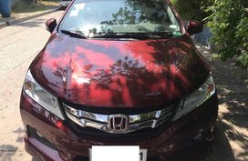 Selling Red Honda City for sale in Pasig