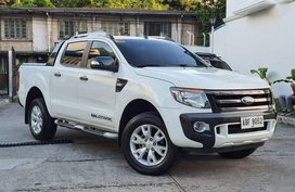 White Ford Ranger for sale in Cainta