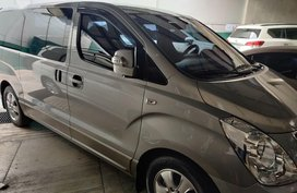 Silver Hyundai Starex for sale in Quezon City