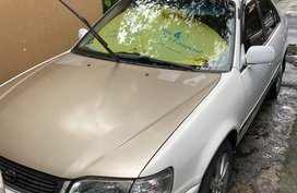 Selling Silver Toyota Corolla for sale in Quezon