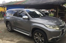 Selling Grey Mitsubishi Montero for sale in Manila
