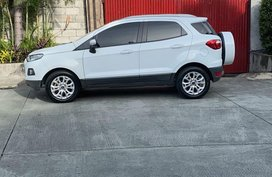 Sell White 2015 Ford Ecosport in Quezon City