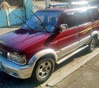 Selling Red Isuzu Hi-lander crosswind for sale in Manila