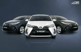 Which 2020 Toyota Vios should you buy? [Philkotse Guide]
