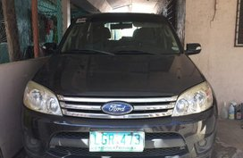 Black Ford Escape for sale in Manila