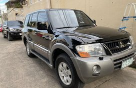Selling Black Mitsubishi Pajero for sale in Manila