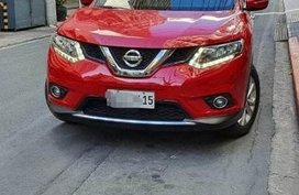 Red Nissan X-Trail for sale in Manila