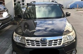 Sell Black Subaru Forester in Quezon City