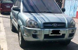 Selling Silver Hyundai Tucson for sale in Marikina