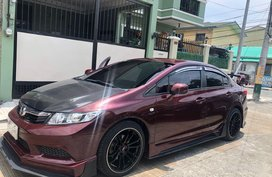 Purple Honda Civic for sale in Manila