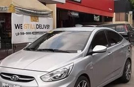Sell Silver Hyundai Accent in Valenzuela