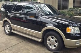 Selling Black Ford Expedition 2006 in Manila