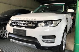 2018 Range Rover Sports