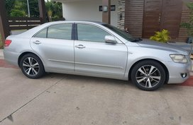 Silver Toyota Camry for sale in Muntinlupa