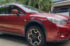 Red Subaru Xv for sale in Manila