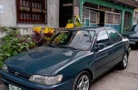 Blue Toyota Corolla for sale in Caloocan City