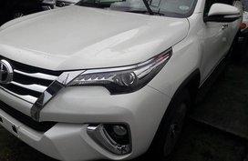2016 Toyota Fortuner 4x2V 2.4L