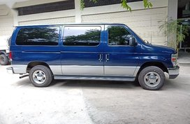 Blue Ford E-150 2010 for sale in San Fernando