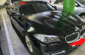 Black Bmw 520D for sale in Manila