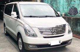 2014 Hyundai Grand Starex CRDI