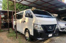 2018 Nissan NV350 2.5 M/T