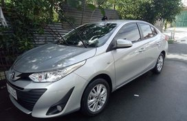Selling Silver Toyota Vios for sale in Quezon City