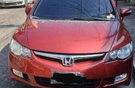 Red Honda Civic for sale in Manila