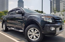 Sell Black Ford Ranger for sale in Pasig