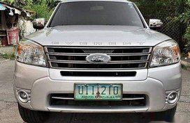 Sell Silver 2012 Ford Everest in Mandaluyong