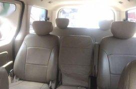 Silver Hyundai Starex for sale in Quezon city