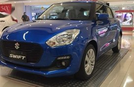 Selling Blue Suzuki Swift in Mandaluyong