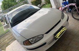 Sell White Mitsubishi Lancer Evolution in Manila