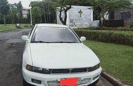 Sell White Mitsubishi Galant in Manila