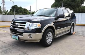 Sell Black 2008 Ford Expedition in Silang