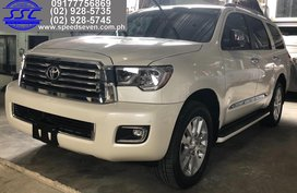 Brand New Toyota Sequoia Platinum (CAPTAIN SEATS)