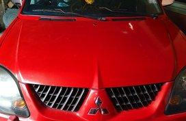 Red Mitsubishi Adventure for sale in Manila