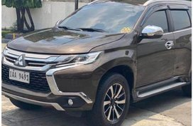 Grey Mitsubishi Montero for sale in Pateros City