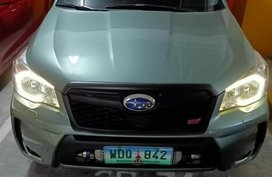 Selling Blue Subaru Forester in Manila