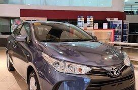 Blue Toyota Vios for sale in Quezon City