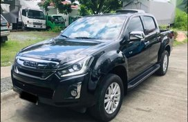 Selling Black Isuzu D-Max for sale in Quezon City