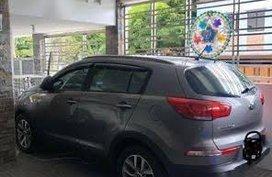 Silver Kia Sportage for sale in Taguig