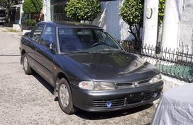 Black Mitsubishi Lancer for sale in Marilao