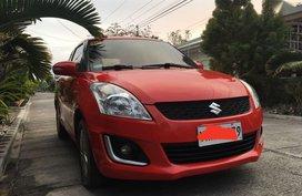 Red Suzuki Swift for sale in Manila