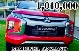 Sell Red 2019 Mitsubishi Strada in Pasig