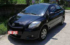 Selling Black Toyota Vios for sale in Angeles