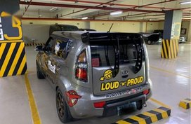 Sell Grey Kia Soul for sale in Marilao