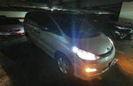 White Toyota Previa 2004 for sale in Manila
